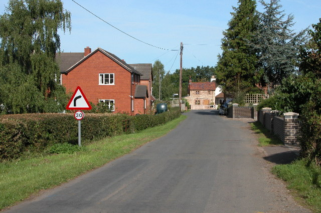 Houses in Kempley