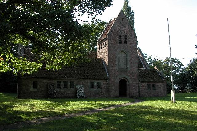 Kempley Church