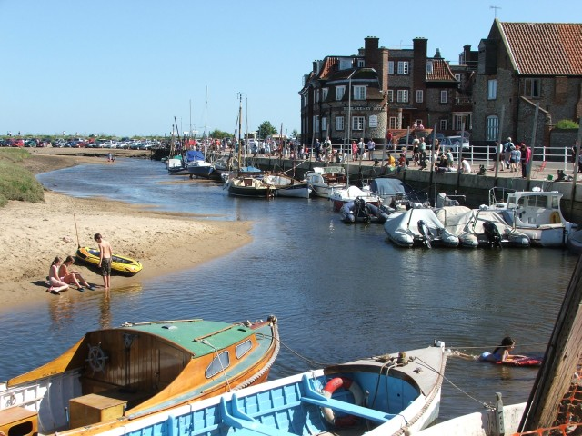 Waterfront at Blakeney