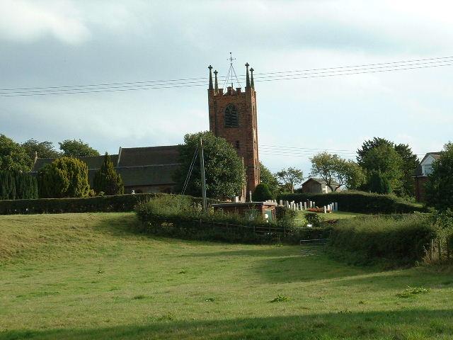 Seighford Church