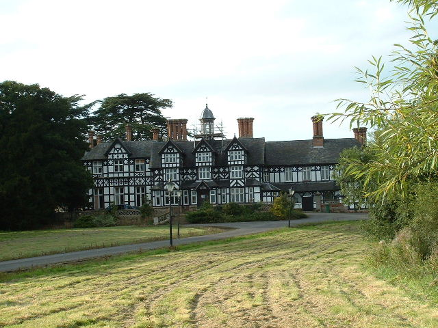 Seighford Hall