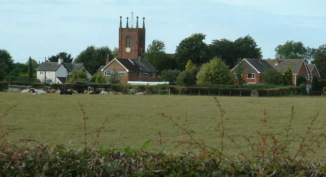Seighford Village