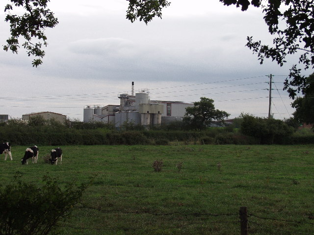 The Dairy Crest Creamery near Cross Lanes