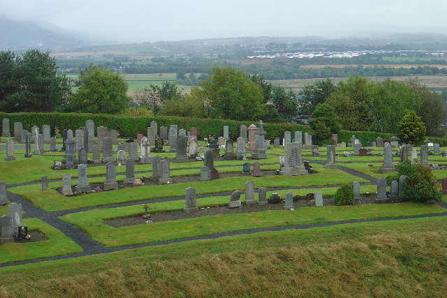 Cemetery, Stirling