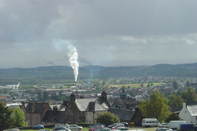 Industry South of Stirling