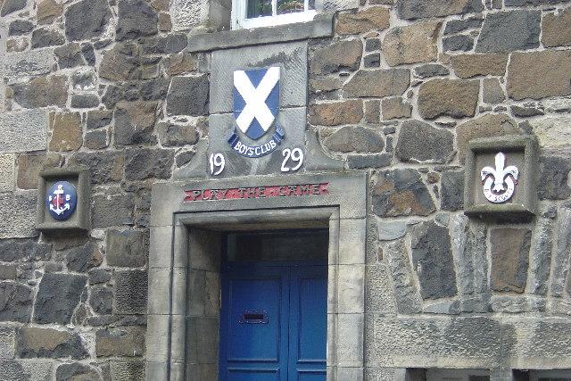 Boys Club, Stirling