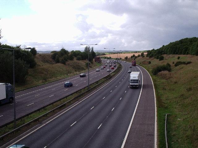 M62 Birkenshaw