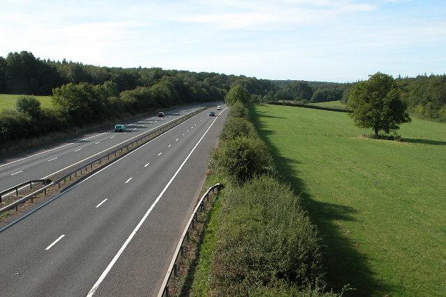 M50 Motorway