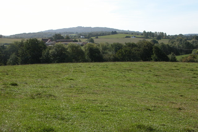 Crooke's Farm and May Hill