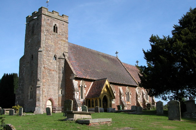 Oxenhall Church