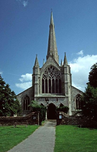 St Mary's Church, Snettisham, Norfolk