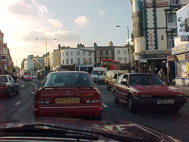 Peckham High Street