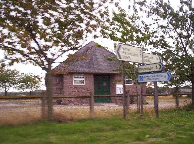 Inchbare village hall