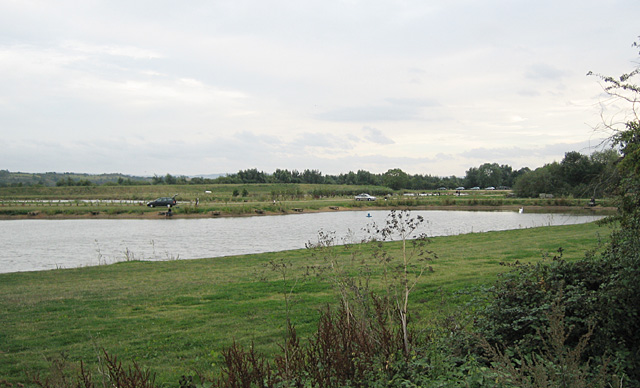 Fishing Lake at Harvington
