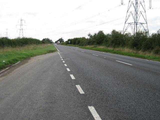 A41 looking west