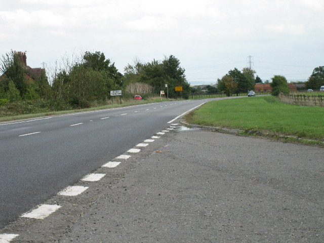 A41 looking east
