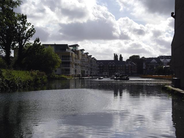 Brentford canal basin