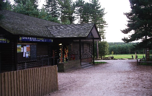 Sherwood Pines Visitor Centre