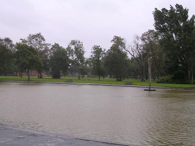 Model Boat Pond in Elder Park