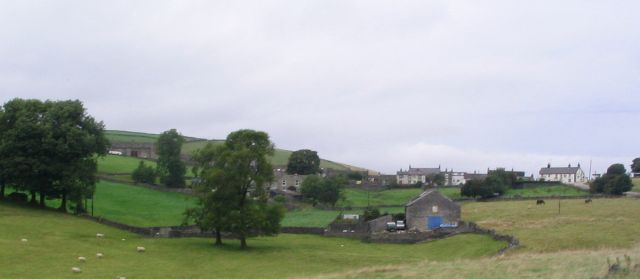 Bennett Edge Farm and Sparrowpit