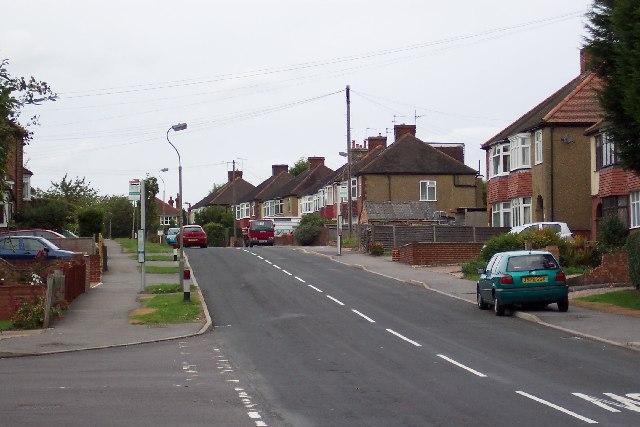 Rydes Hill Road, Guildford