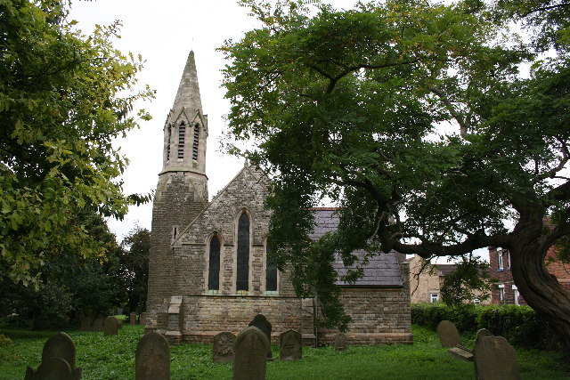 St.Peter's church, East Stockwith. Lincs.