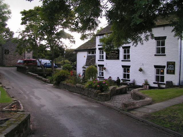 The Little Mill Inn, Rowarth
