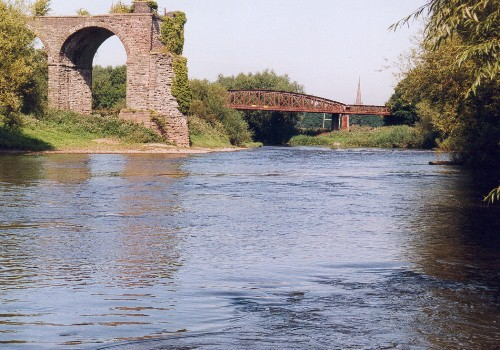 River Wye, south of Monmouth