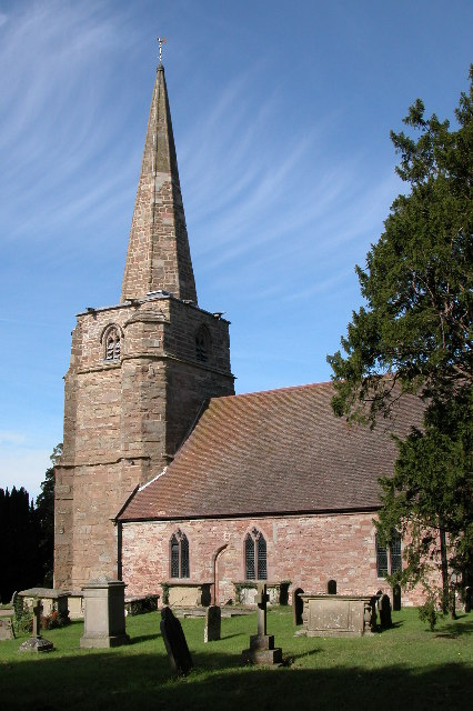 Linton Church, Herefordshire