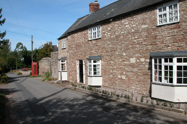 Cottages in Linton, Herefordshire