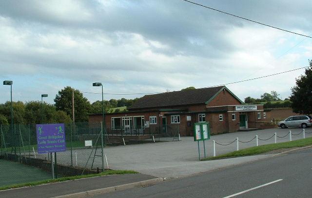 Great Bridgeford Hall and Tennis Club