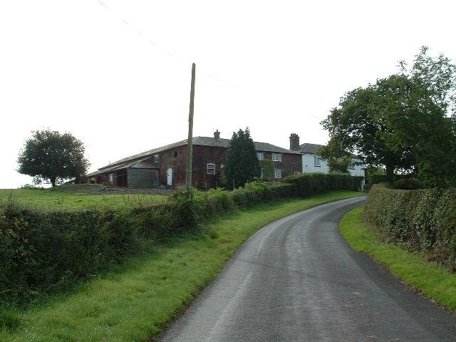 Shaw Green Farm