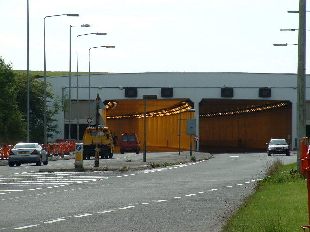 Manchester Airport Tunnel