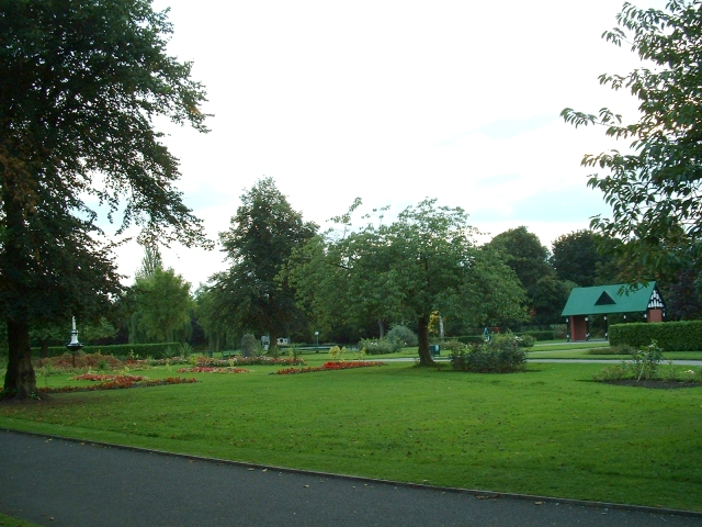 Cale Green Park
