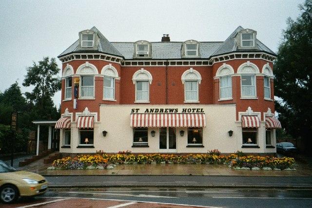 St Andrews Hotel, Alphington Road, Exeter