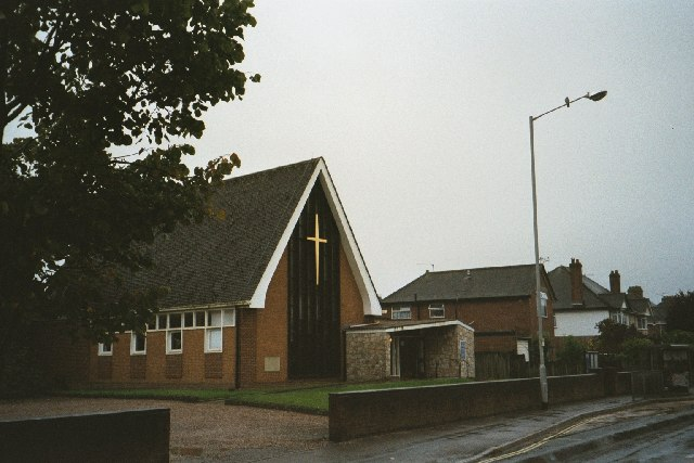 St Andrews Church, Alphington Road, Exeter