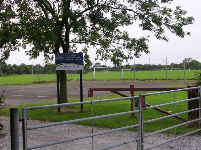 Wilmere Lane Playing Fields