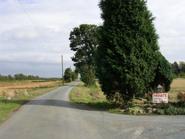 Moss Lane, Glazebury
