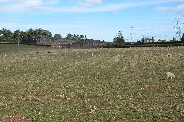 Wharton Farm, Pontshill
