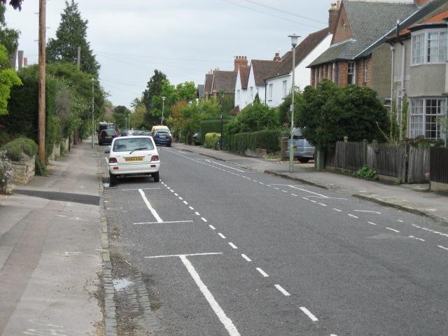 Victoria Road, Summertown