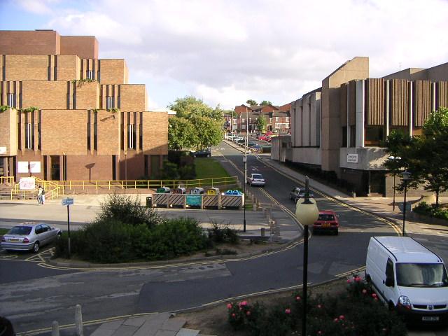 Norfolk Street, Rotherham