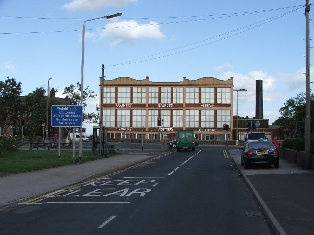 Amblers Mill, East Ardsley.