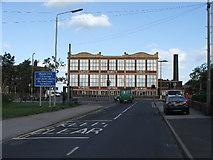SE2925 : Amblers Mill, East Ardsley. by Steve Partridge