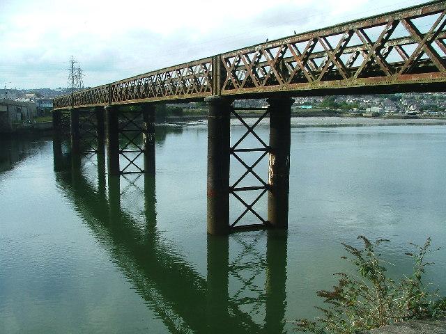 Laira Bridge, Plymouth