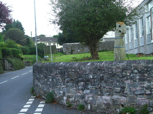 Celtic Cross, Stentaway Road, Plymstock