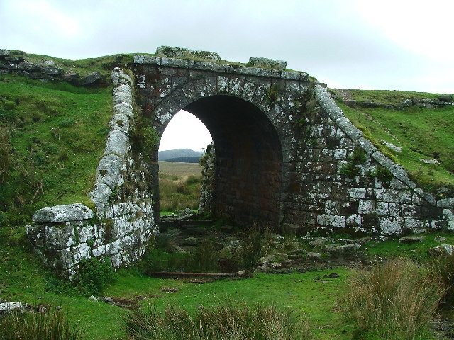 Disused Railway Bridge, Plymouth-Princetown Railway