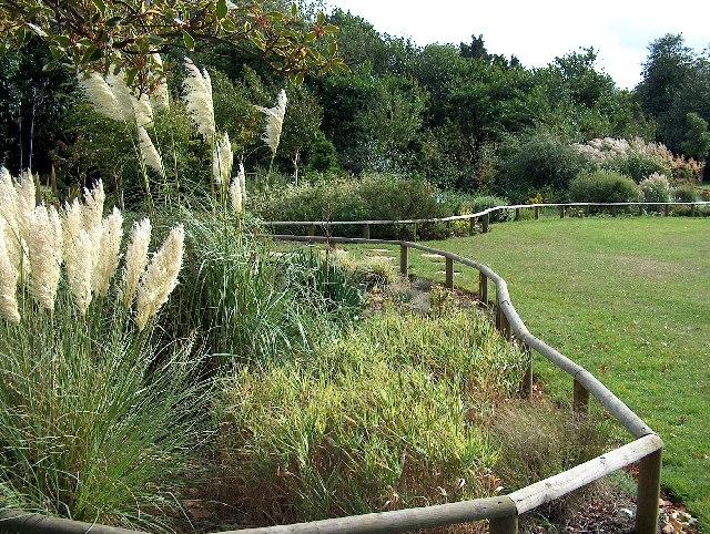Winter Garden, Dulwich Park.