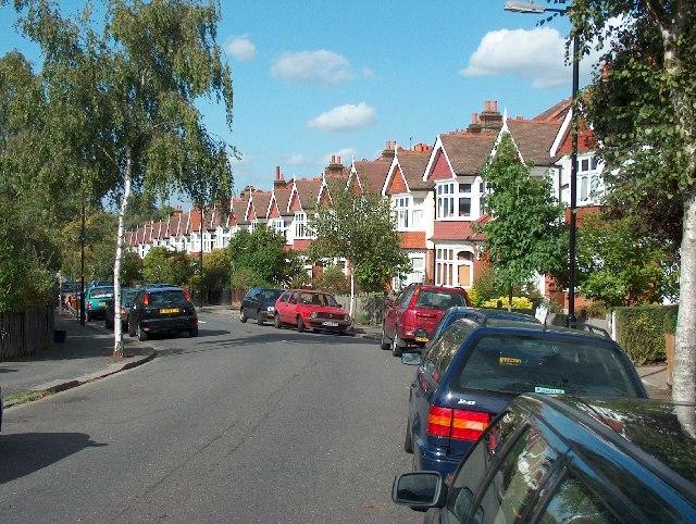 Dovercourt Road, Dulwich.