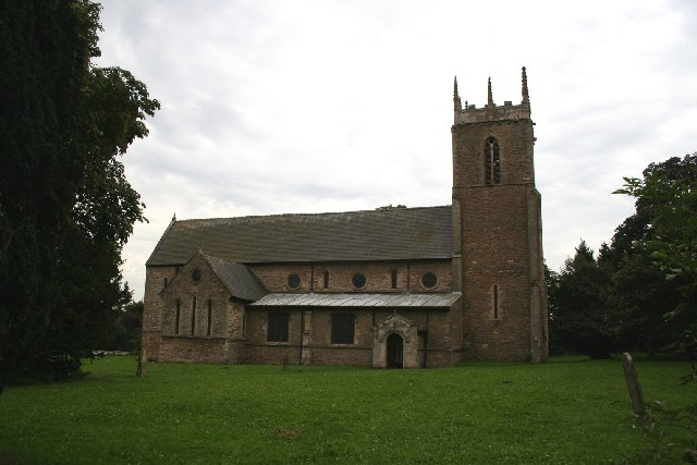 St. Peter's Chains church, Bottesford, Lincs.