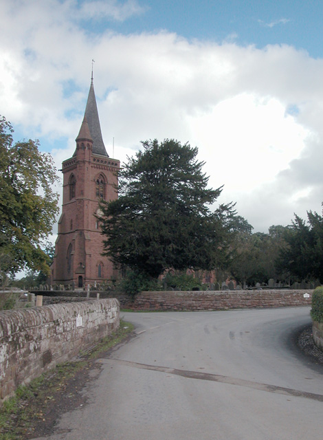 Aldford Church